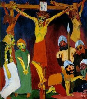 Nolde - Crucifixion